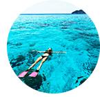 沖縄 キレイな海